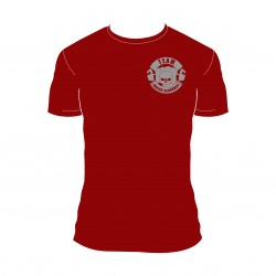 Junior Schröder Team T-Shirt weiß grau