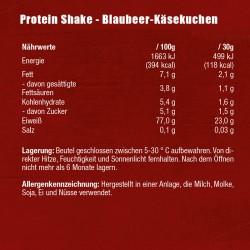 100% Whey Protein Shake Schoko-Minze Geschmack