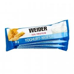Weider Bar Riegel Joghurt Müsli Geschmack 35 g
