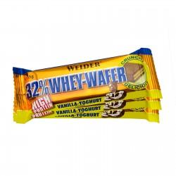 Weider Whey Wafer Vanille Joghurt Geschmack 35g